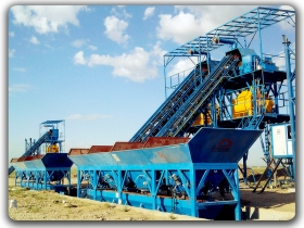 China 2x120m3/h Concrete Mixing Plant Manufacturer,Supplier