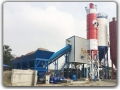 HZS120 Wet mix Ready mixed Concrete Batching Plant