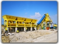 HZS50 Stationary Concrete Mixing Plant